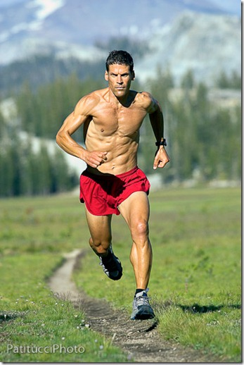 Dean Karnazes trail running