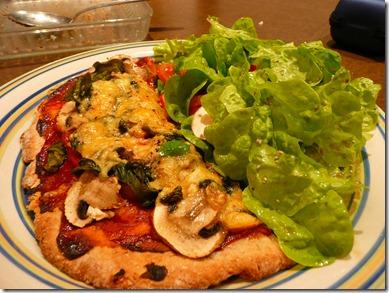 gardening   pizza 030