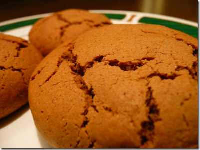 Ginger biscuits 020