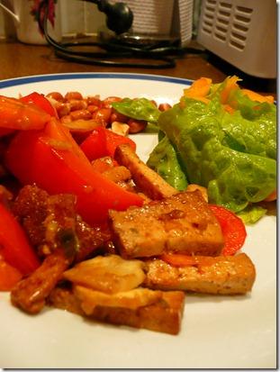 stir-fried tofu and vegetables 008